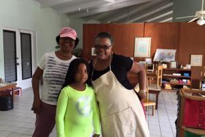 Parent Child help clean