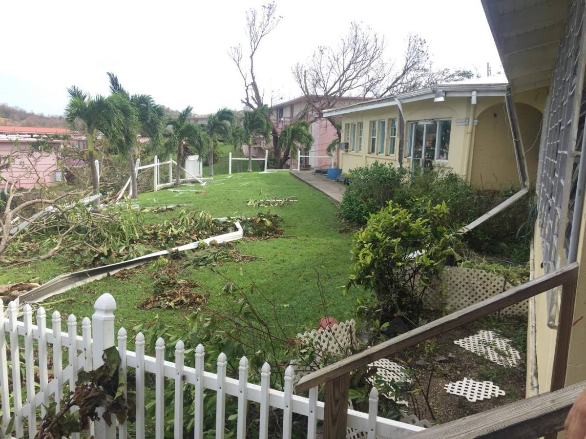St. Croix Montessori Hurricane Maria Relief